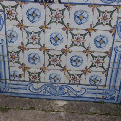 Azulejos com história Quinta Conventinho - Ana Almeida