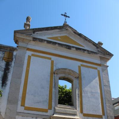 Igreja da Quinta da Vitória Sacavém - Rui Pinheiro