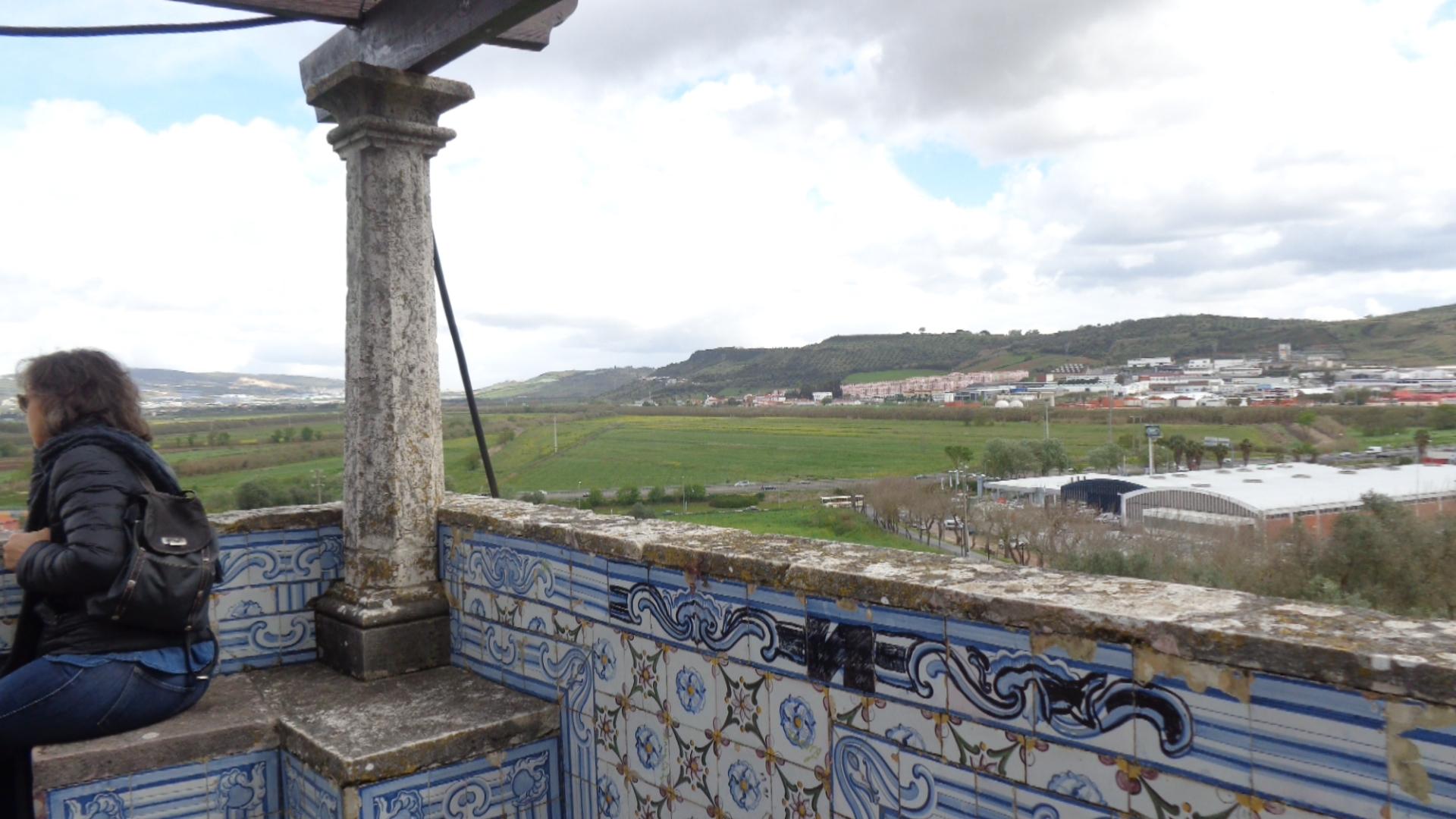 Património Museológico vandalizado Quinta do Conventinho - Ana Almeida