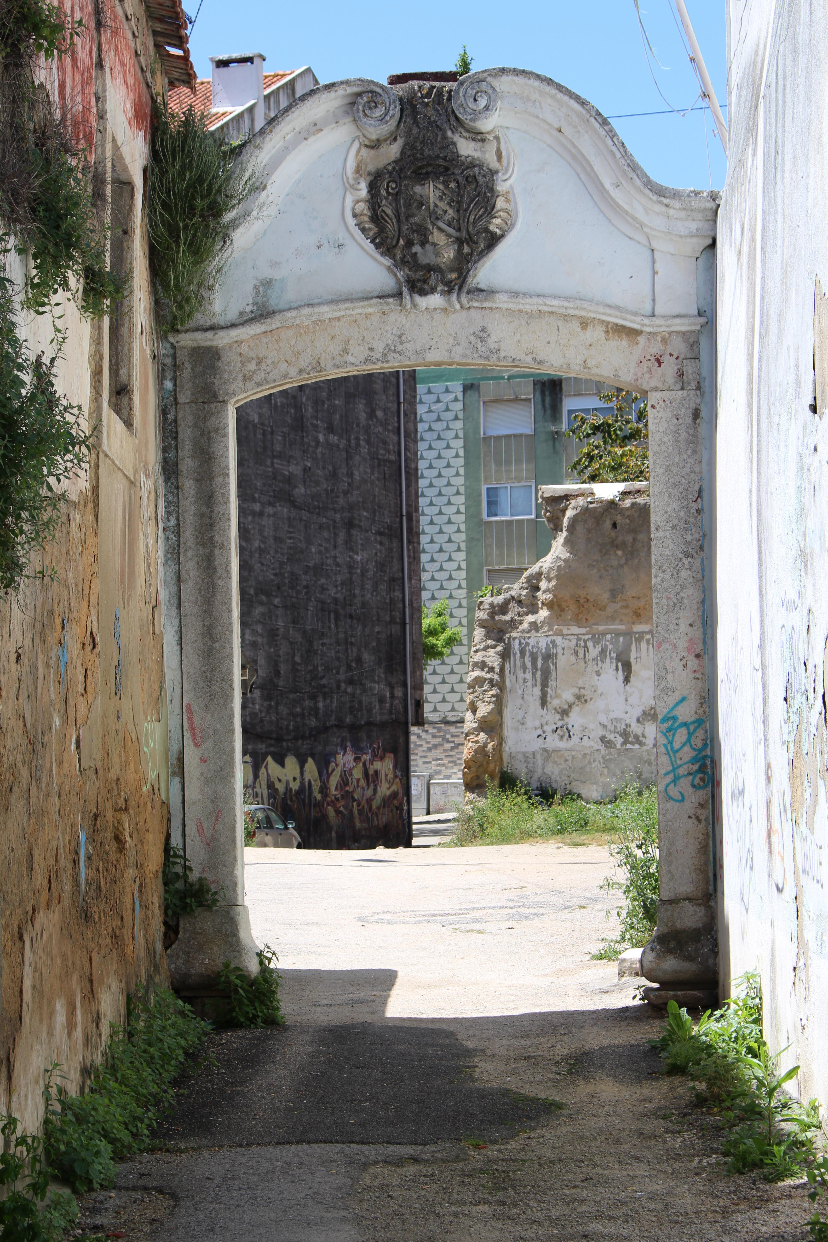 Quinta da Calçada Sacavém - Rui Pinheiro