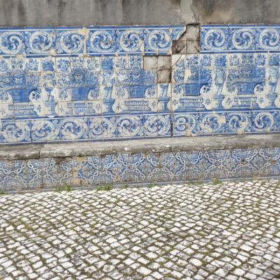 Painel Azulejos a preservar Quinta Conventinho - Ana Almeida